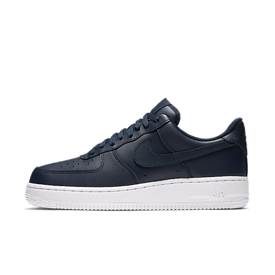Nike Air Force 1 '07 Obsidian/ Obsidian-White productafbeelding