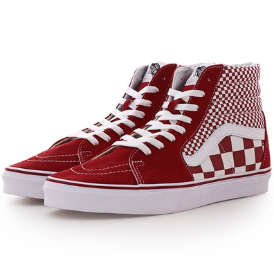 Vans Ua Sk8-Hi Mix Checker productafbeelding