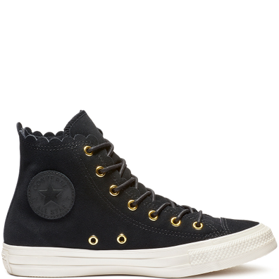 Chuck Taylor All Star Frilly Thrills High Top productafbeelding