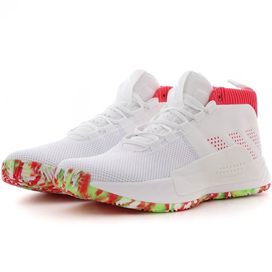 adidas Dame 5 Schuh productafbeelding