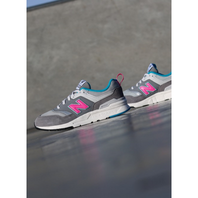 New Balance 997 Castlerock/Grey GS productafbeelding