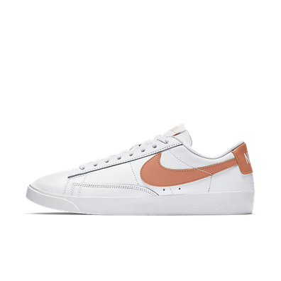 Nike W Blazer Low Le White/ Rose Gold-White productafbeelding