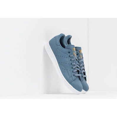adidas Stan Smith W Raw Steel/ Realil/ Rawgol productafbeelding