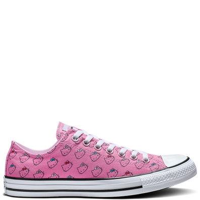 ade7b6f501f Converse x Hello Kitty Chuck Taylor All Star Low Top