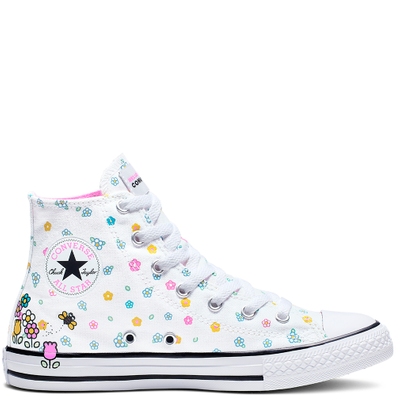 Converse x Hello Kitty Chuck Taylor All Star High Top productafbeelding