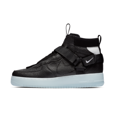 Nike Air Force 1 Utility Mid 'Black' productafbeelding