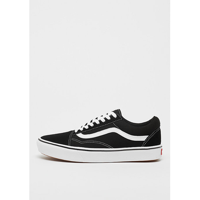 Vans Comfycush Old Skool Black White productafbeelding