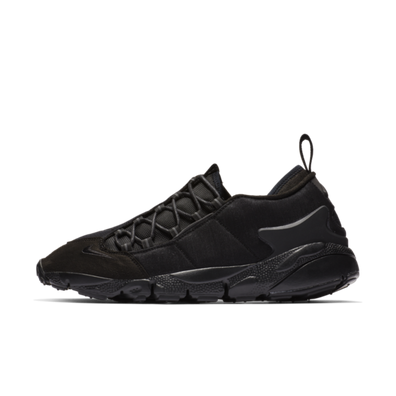 Comme Des Garcon X Nike Air Footscape 'Black' productafbeelding