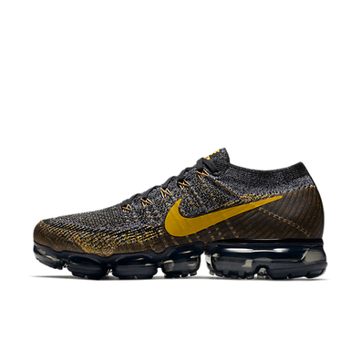 "Nike Air VaporMax ""Black Yellow"" productafbeelding"