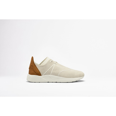 Arkk Eaglezero Suede S-E15 Off White Brown productafbeelding