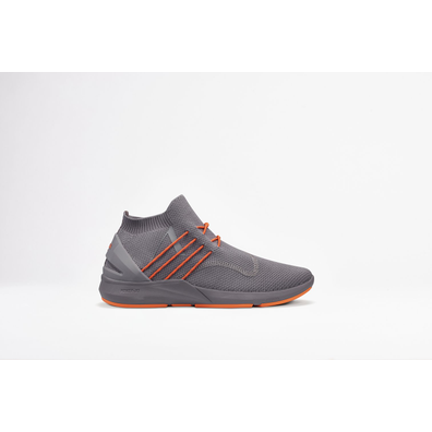Arkk Spyqon  FG H-X1 Shark Grey Orange productafbeelding