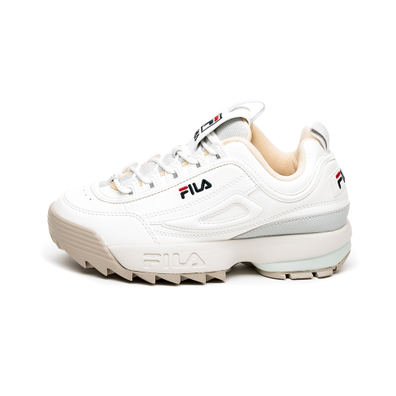 FILA Heritage Disruptor CB Low Wmn (Marshmallow / Grey Violet) productafbeelding