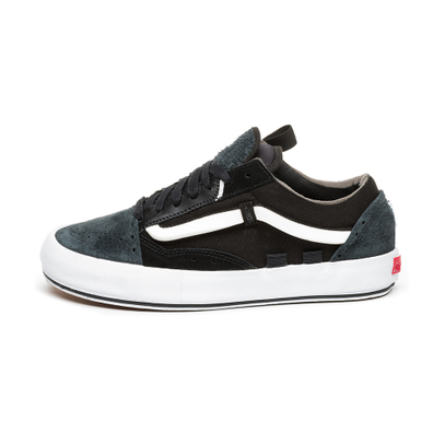 Vans Vault Old Skool Cap LX *Regrind* (Black / True White) productafbeelding