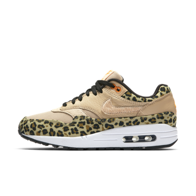 rode nike air max 1 heren