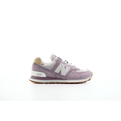 "New Balance WL 574 B CLC ""Purple"" productafbeelding"