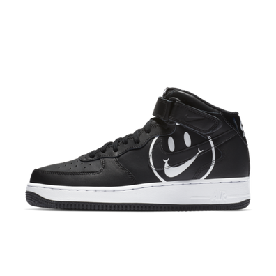Nike Air Force 1 Mid Black 'Have A Nike Day'