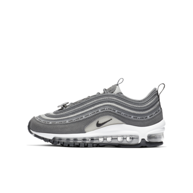 Nike Air Max 97 SE GS Grey 'Have A Nike Day' productafbeelding