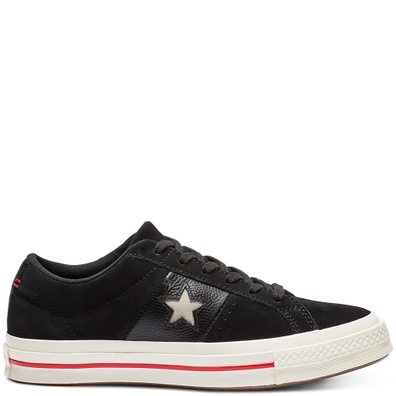One Star Material Block Low Top productafbeelding