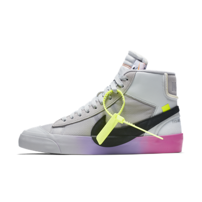 Off-White X Serena Williams X Nike Blazer Mid productafbeelding