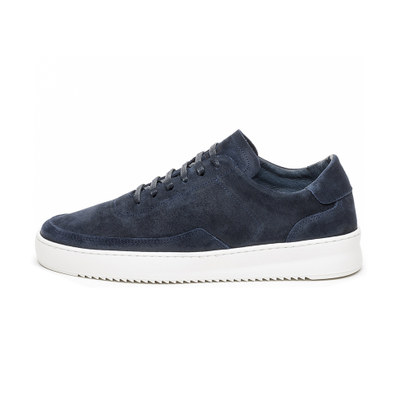 Filling Pieces Low Mondo Ripple Singular (Navy Blue) productafbeelding