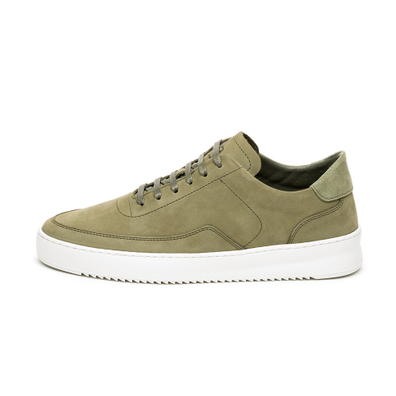Filling Pieces Low Mondo Ripple Singular (Green) productafbeelding