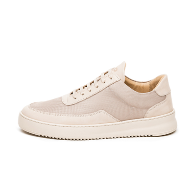 Filling Pieces Low Mondo Ripple Nardo Mesh (Beige) productafbeelding