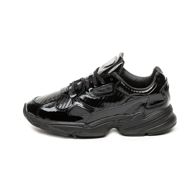 adidas Falcon W (Core Black / Core Black / Clear Purple) productafbeelding