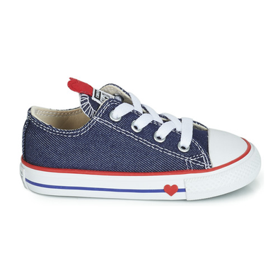 Converse Ox Denim/Love TS productafbeelding