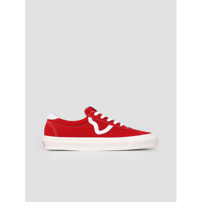 Vans UA Style 73 DX Anaheim OG Red Suede Vn0A3Wlqvtm1 productafbeelding