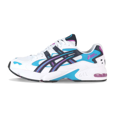Asics Gel Kayano 5 OG White / Midnight productafbeelding