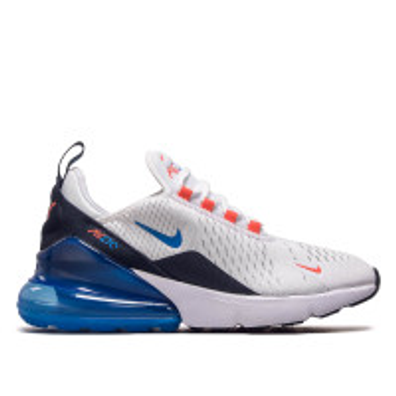 Nike Wmn Air Max 270 BG White Blue productafbeelding