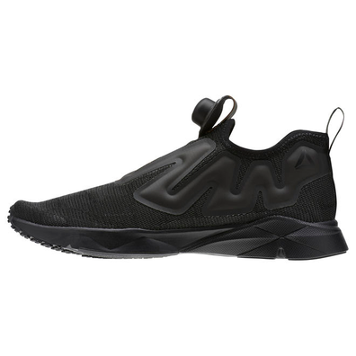 Reebok Pump Supreme Flexweave Black/ Ash Grey productafbeelding