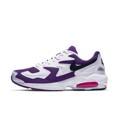 Nike Air Max 2 Light 'Purple' productafbeelding