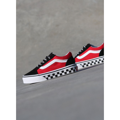 Vans Old skool Checker/Black PS productafbeelding