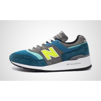 "New Balance M997PAC ""Military Pack -  blau"" productafbeelding"