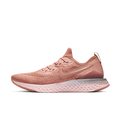 Nike Epic React Flyknit 2 'Rose Gold' productafbeelding