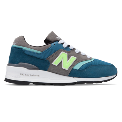 New Balance M997PAC *Made in USA* (Blue / Green) productafbeelding