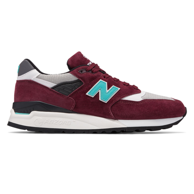 New Balance M998AWC *Made in USA* (Burgundy) productafbeelding