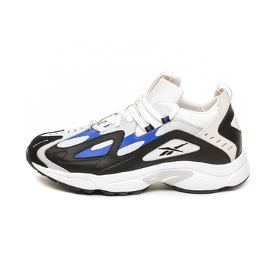 Reebok DMX Series 1200 LT (Chalk / Black / Ultimate Purple / Skull Gre productafbeelding