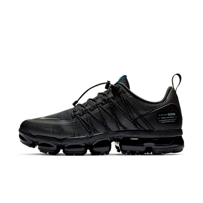 Nike Air Vapormax Run Utility Black/ Cool Grey-Blue Fury productafbeelding