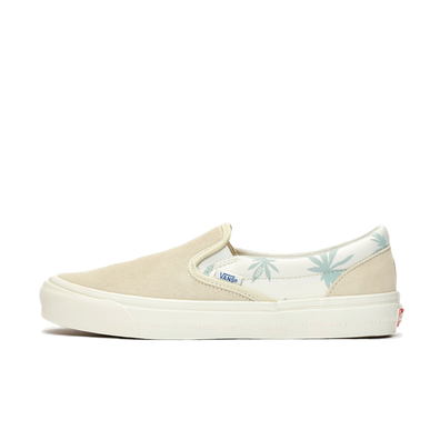 Vans Vault Classic Slip-On LX 'Palm Leaf' productafbeelding