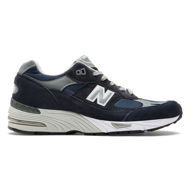 New Balance Made in England Navy & Grey productafbeelding