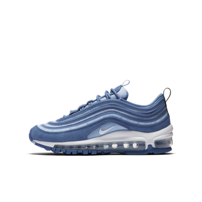 Nike Air Max 97 SE GS Blue 'Have A Nike Day' productafbeelding