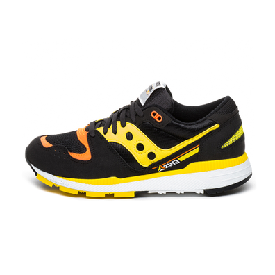 Saucony Azura (Black / Yellow / Orange) productafbeelding