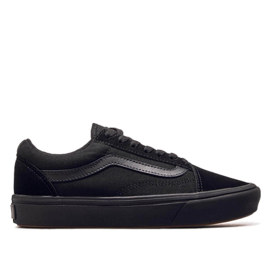 Vans ComfyCush Old Skool Black Black productafbeelding