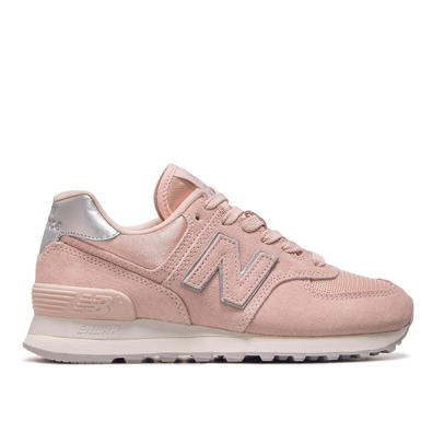 New Balance Wmn WL574 OPS Rose Silver productafbeelding
