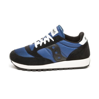Saucony Jazz Originals Vintage (Black / Navy) productafbeelding