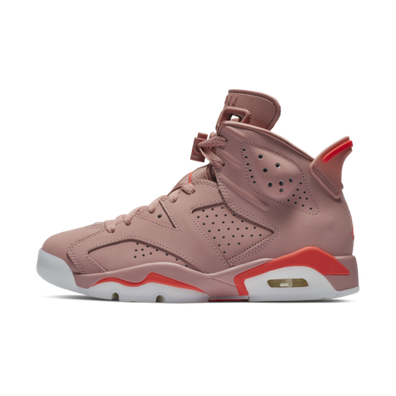 Aleali May x Air Jordan 6 'Rust Pink' productafbeelding