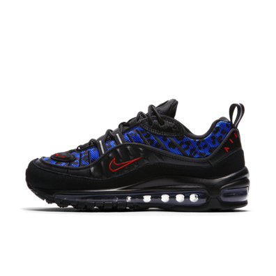 Nike WMNS Air Max 98 Premium 'Black Leopard' productafbeelding