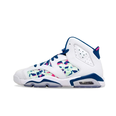 Air Jordan 6 Retro GS 'Laser Fuchsia' productafbeelding